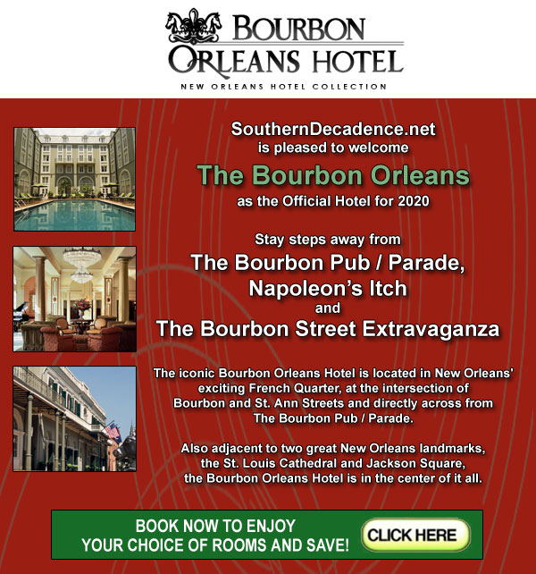 Southern Decadence Hotels