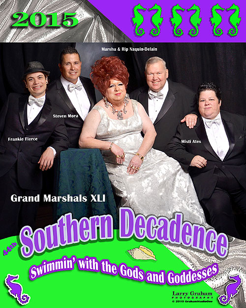 Southern Decadence 2015 Poster