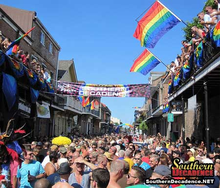 Southern Decadence Official Website and Guide - Labor Day ...